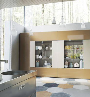 Furnishing kitchens